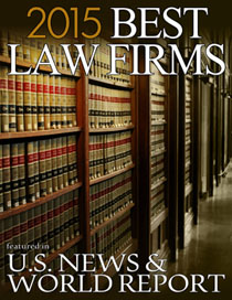 Dixon & Hayes - Best Law Firms of 2015