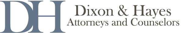 Dixon & Hayes Attorneys at Law Main Logo